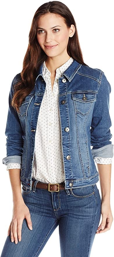 Denim Jacket   Fall Outfit Ideas: 30+ Must-Haves For Your Autumn Wardrobe
