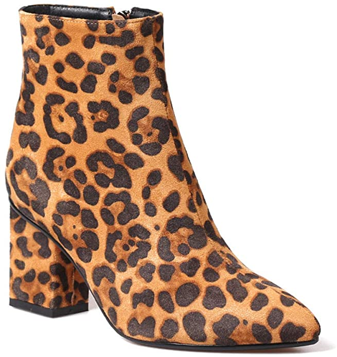 Leopard Print Booties    Fall Outfit Ideas: 30+ Must-Haves For Your Autumn Wardrobe
