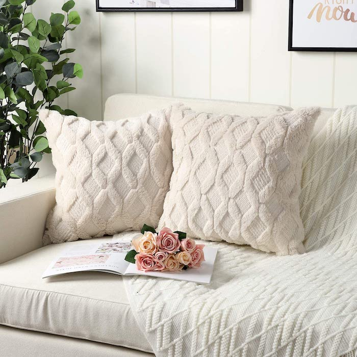 Neutral Fall Pillow Covers