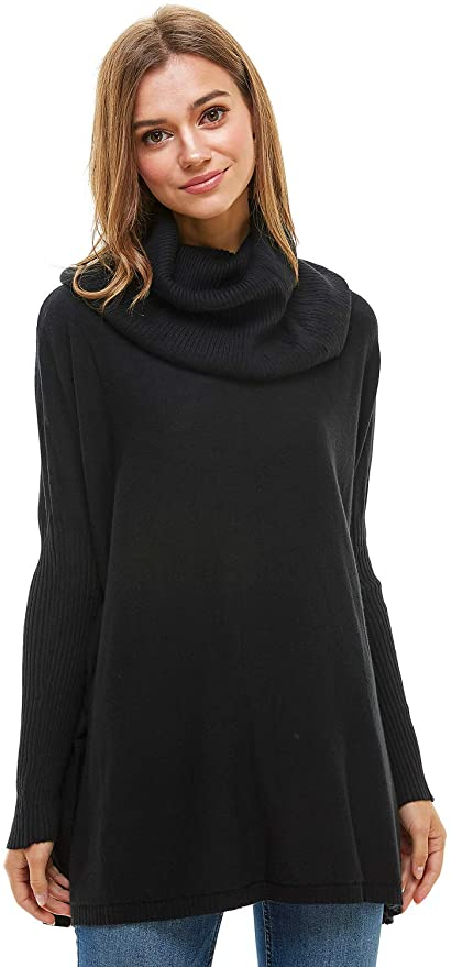 Oversized Cowl Neck Sweater    Fall Outfit Ideas: 30+ Must-Haves For Your Autumn Wardrobe
