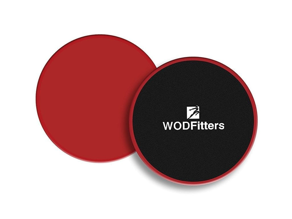 Core sliders for your home gym essentials