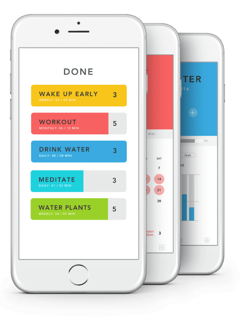 Done - A Habit Tracking App | Must-Have Work From Home Essentials