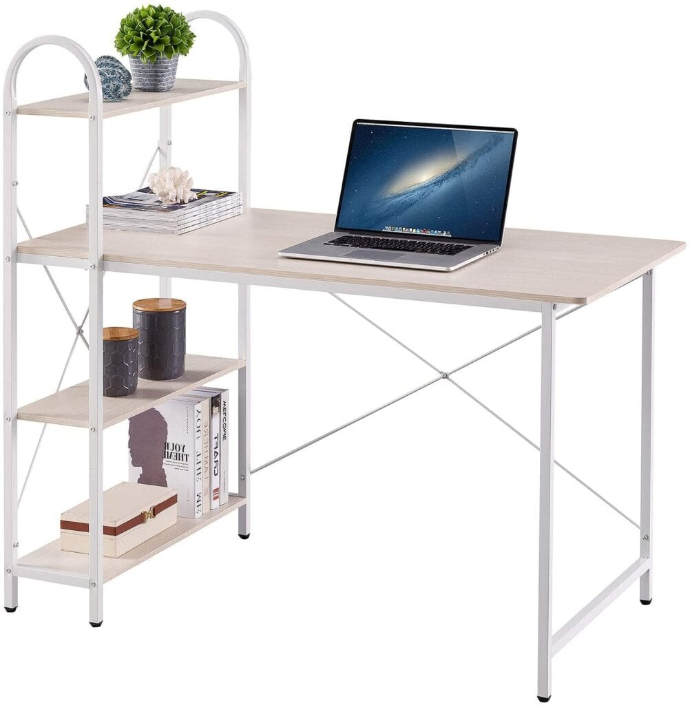 A chic desk | Must-Have Work From Home Essentials