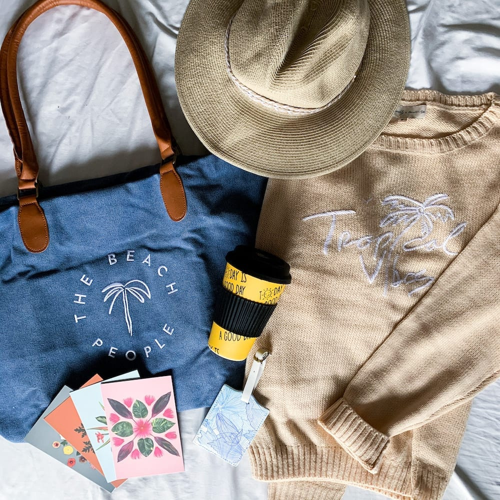 What's Inside a Beachly Subscription Box