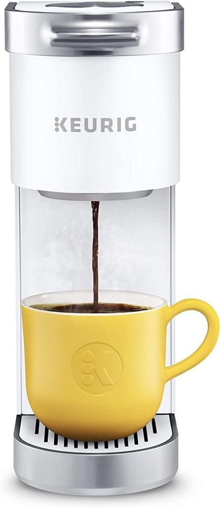 A Keurig Coffee Maker | Must-Have Work From Home Essentials