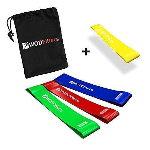 Resistance loop bands for your home gym essentials