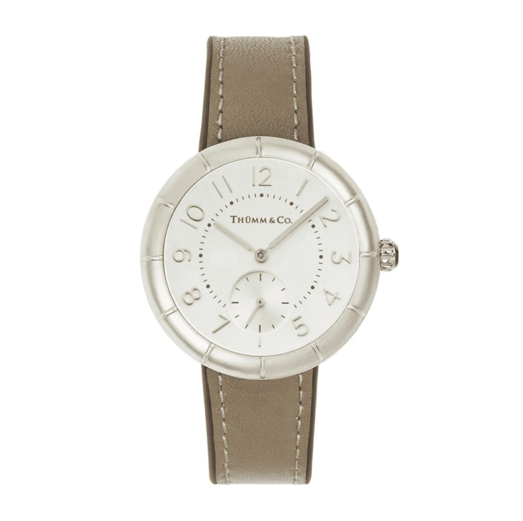 A Classic Watch | Must-Have Work From Home Essentials
