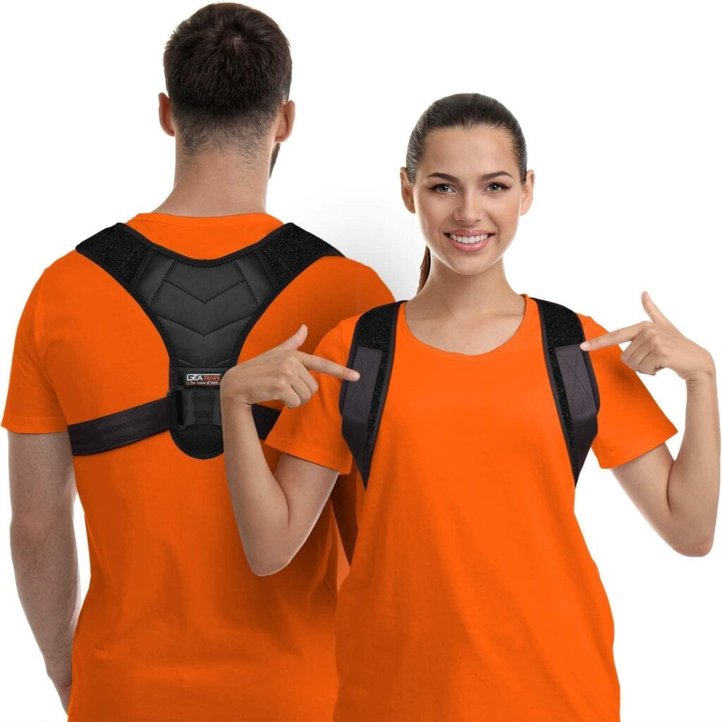 A Posture Corrector | Must-Have Work From Home Essentials