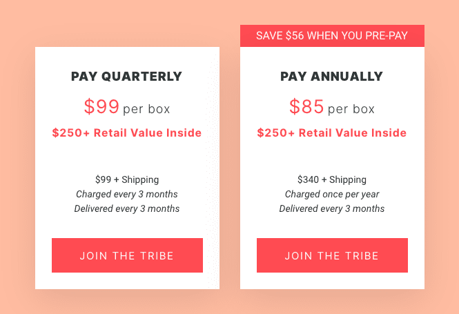 How Much Does A Beachly Box Cost?