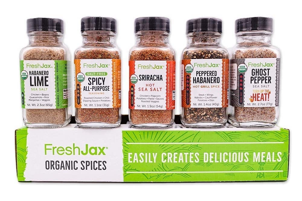 Hot & Spicy Seasoning Set | Gift Ideas for Men $25 and Under