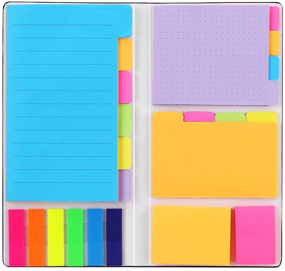 A Sticky Note Set  | Must-Have Work From Home Essentials