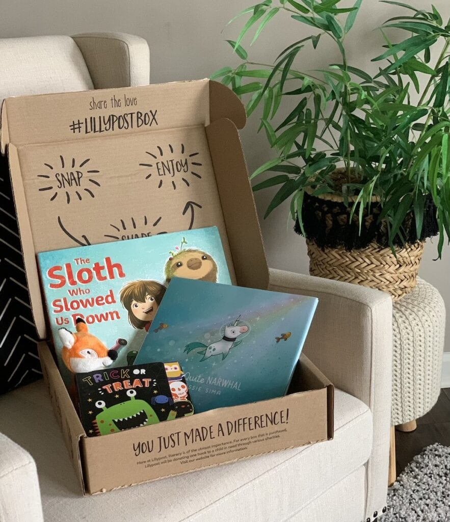 A Children's Book Subscription That You Need to Know About!