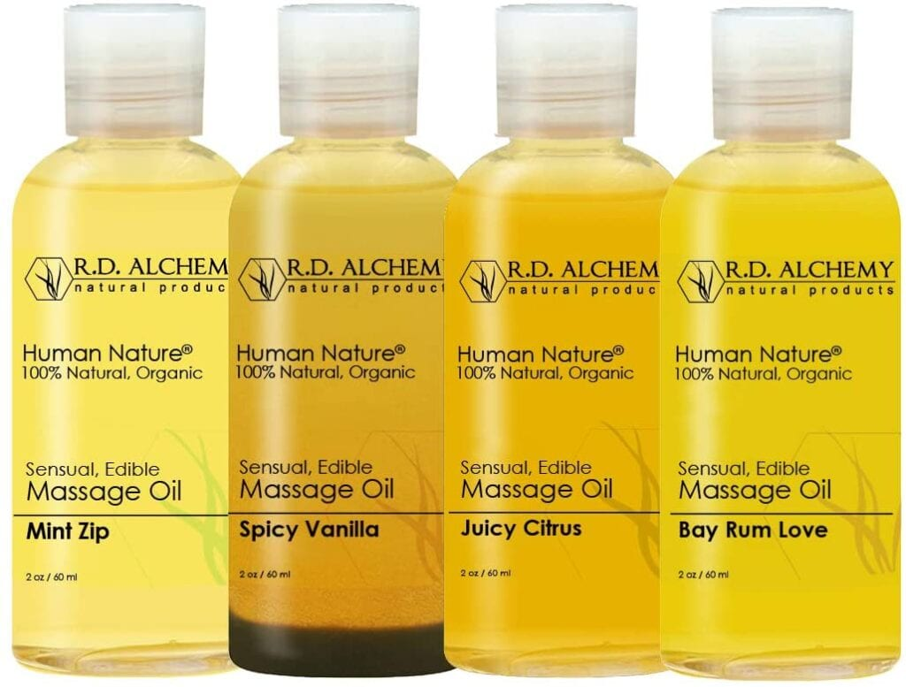 Edible Massage Oil   Naughty Valentines Day Gifts