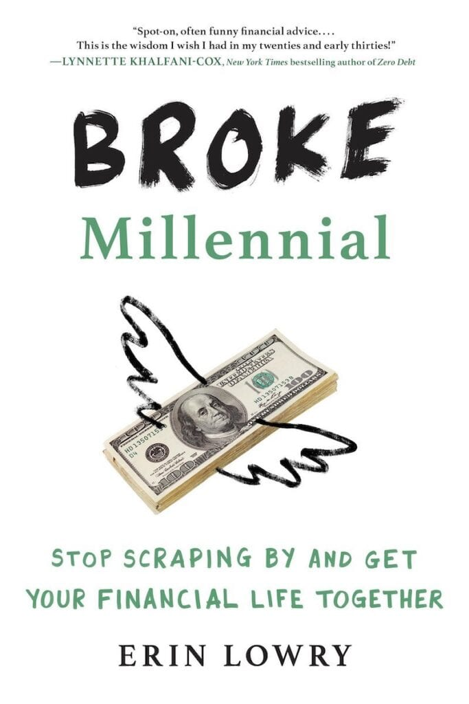 Broke Millennial   The Best Personal Finance Books To Hit Your Budget Goals