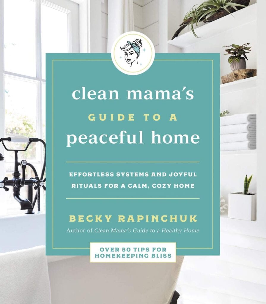 Clean Mama's Guide to A Peaceful Home   The Best Housekeeping Books