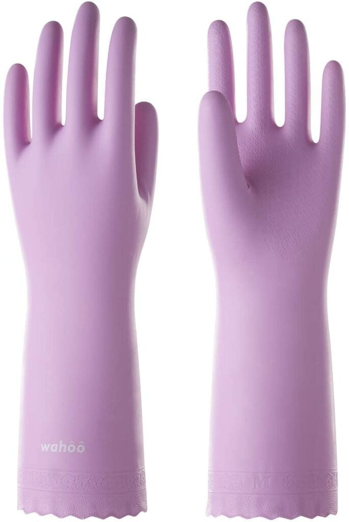 Waterproof Cleaning Gloves | Must-Have Cleaning Essentials to Tidy Up Your Home