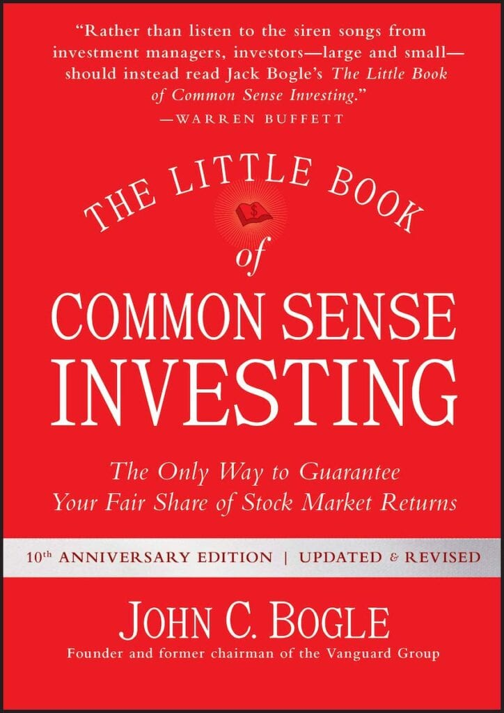 The Little Book of Common Sense Investing   The Best Personal Finance Books To Hit Your Budget Goals