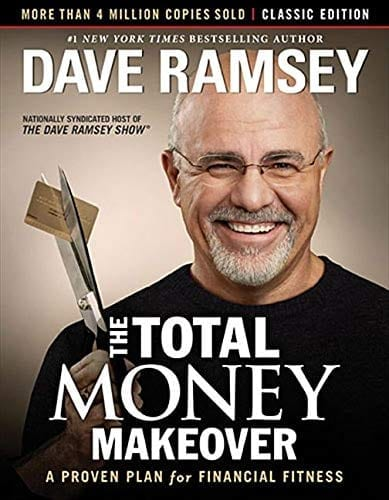 The Total Money Makeover by Dave Ramsey   The Best Personal Finance Books To Hit Your Budget Goals