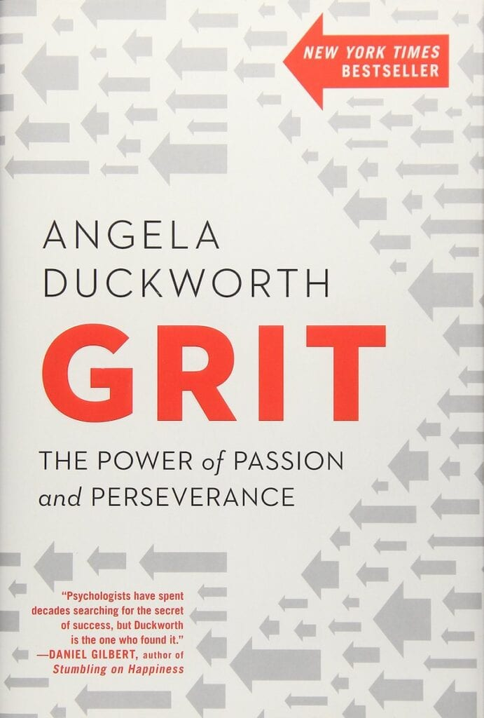 Grit by Angela Duckworth   The Best Professional Development Books for Business