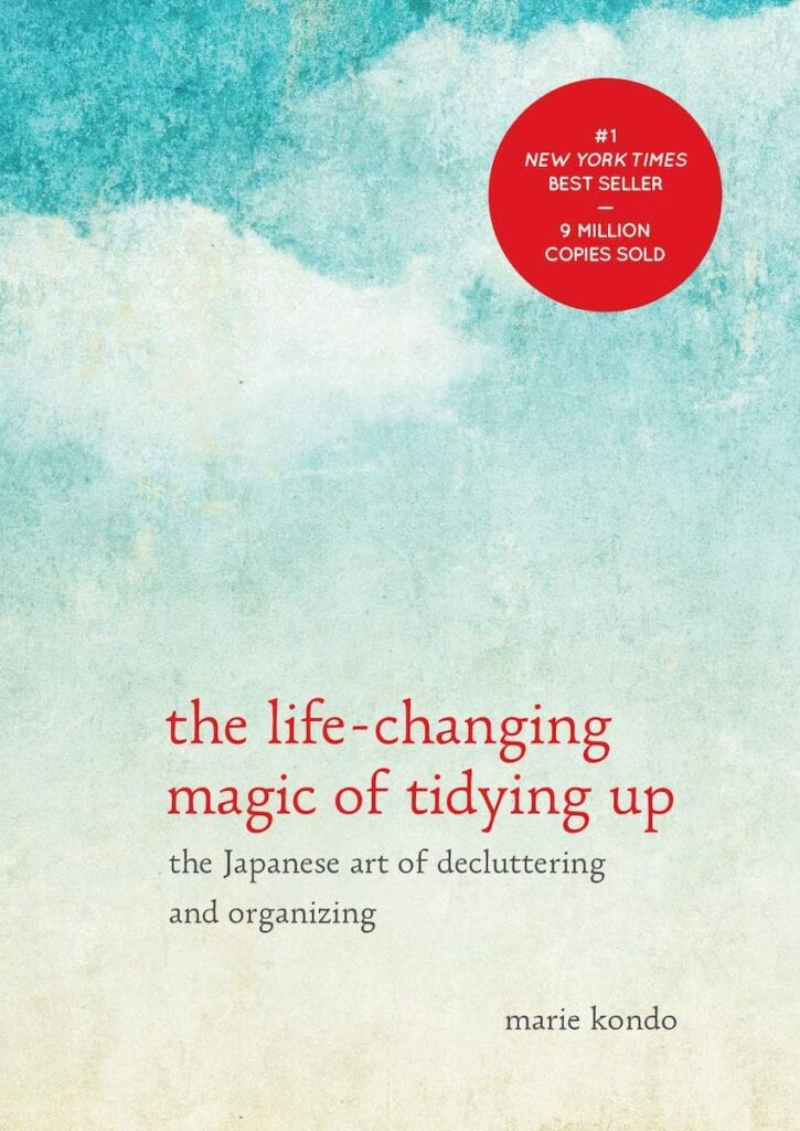 The Life Changing Magic of Tidying Up by Marie Kondo   The Best Housekeeping Books