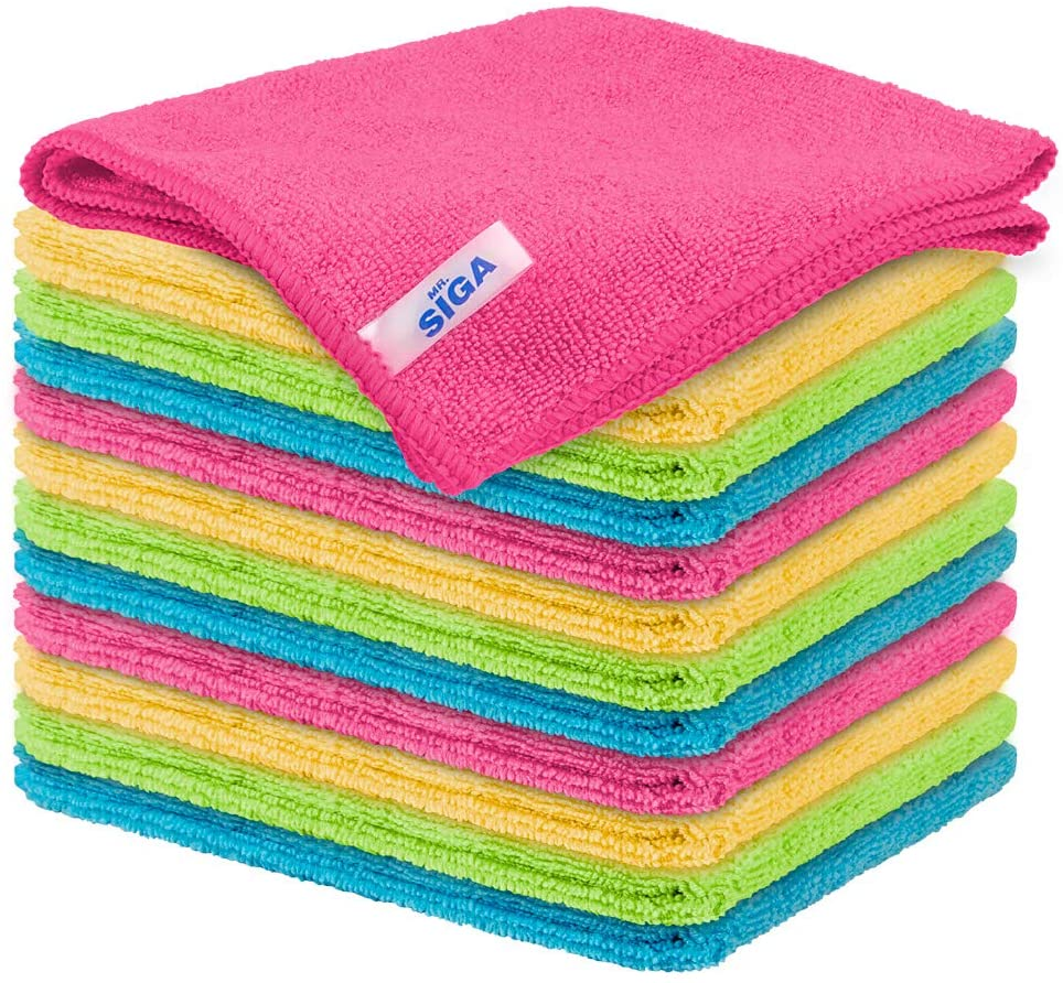 Microfiber Towels | Must-Have Cleaning Supplies to Tidy Up Your Home