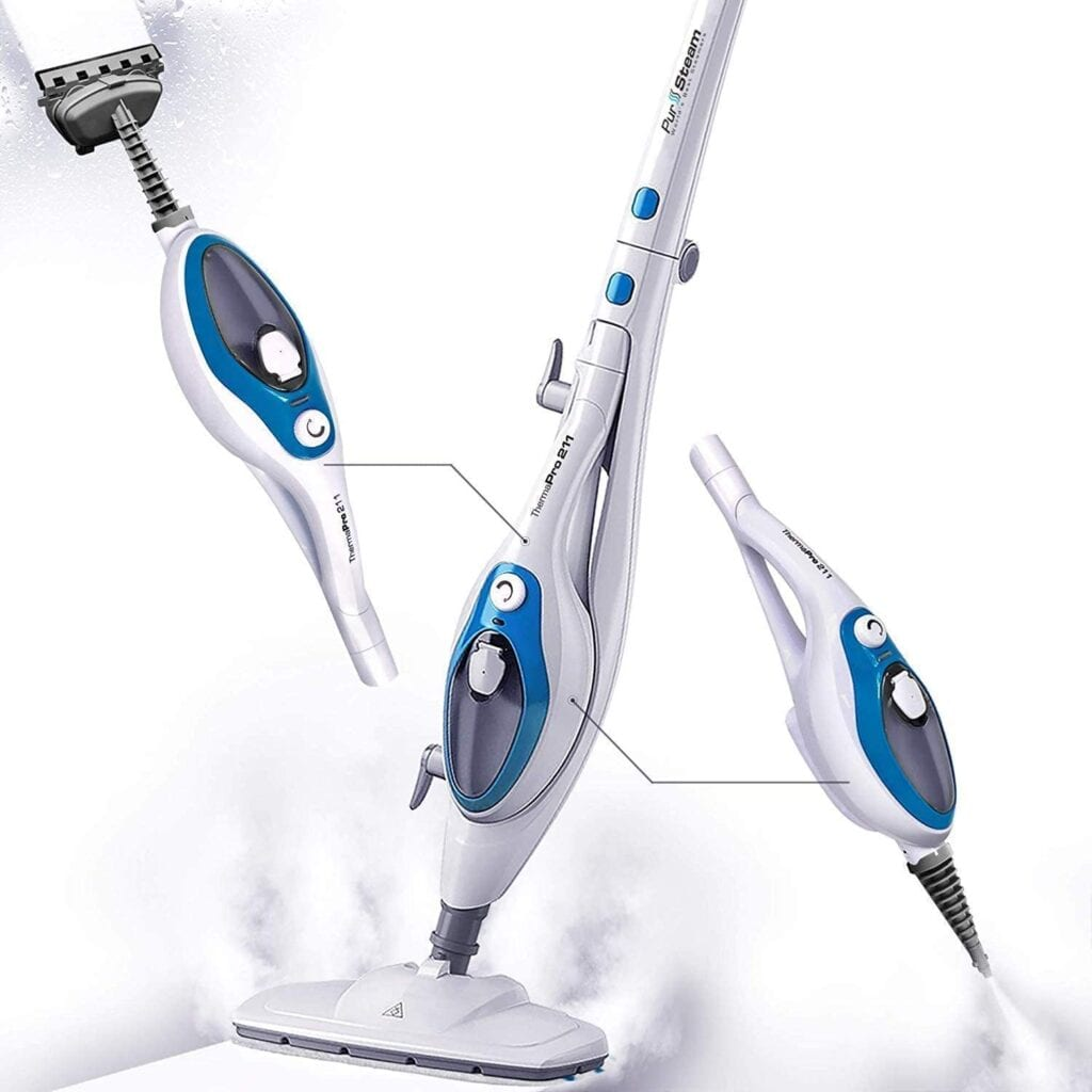 Steam Mop | Must-Have Cleaning Essentials to Tidy Up Your Home