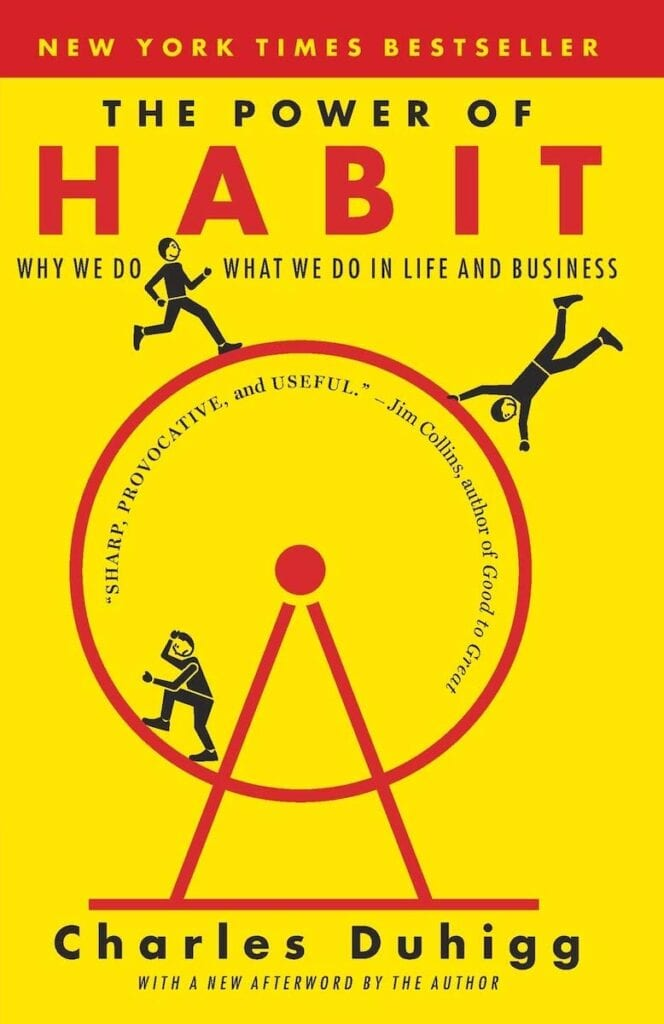 The Power of Habit by Charles Duhigg   The Best Professional Development Books for Business