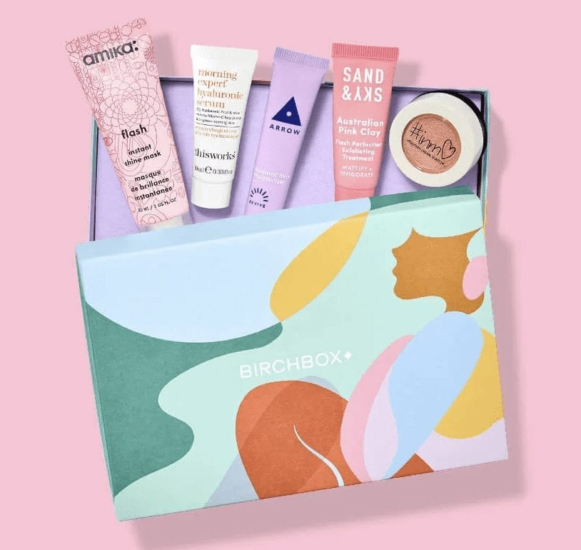Birchbox Beauty and Skincare Subscription Box for Women
