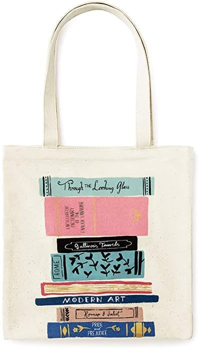 A Book Tote   Teacher Appreciation Gifts That They'll Actually Want