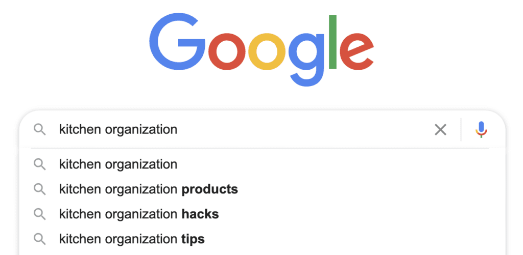 Using Google Auto Suggest to Come Up With Blog Post Ideas