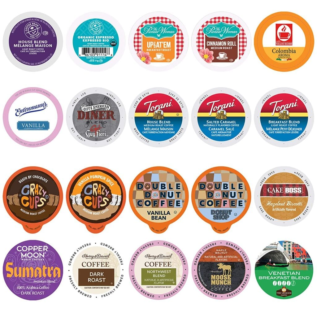 K-Cup Coffee Variety Pack   Teachers Day Gift Ideas That They'll Actually Want