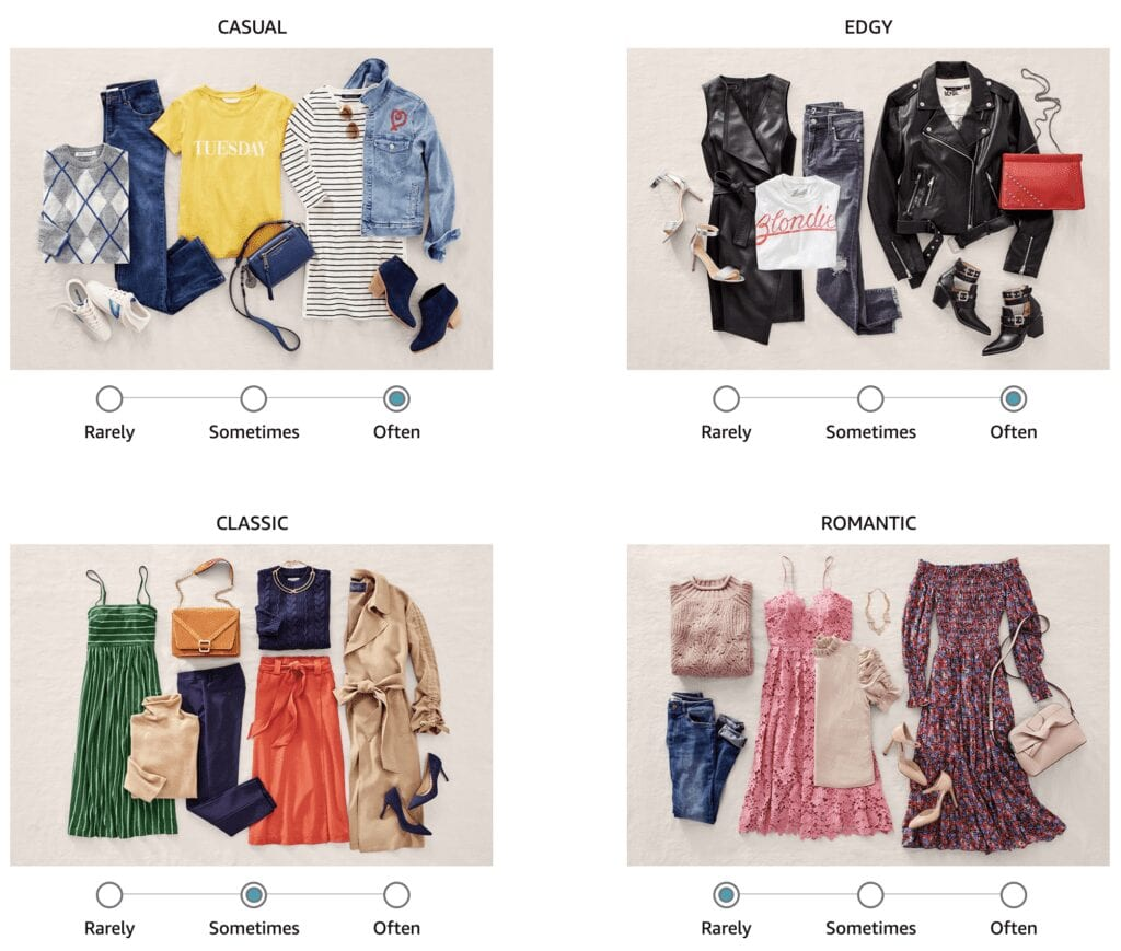 Personal Shopper by Prime Wardrobe  Subscription Box for Women's Clothes