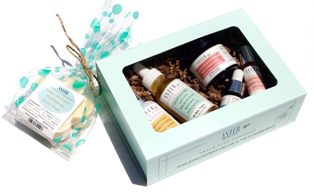 Aster Vegan Skincare   The Best Self Care Subscription Boxes to Treat Yourself To