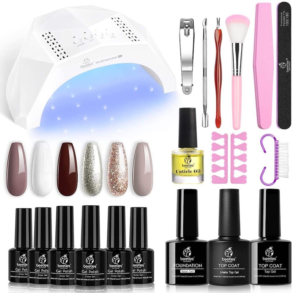 Best Product For A DIY Gel Manicure