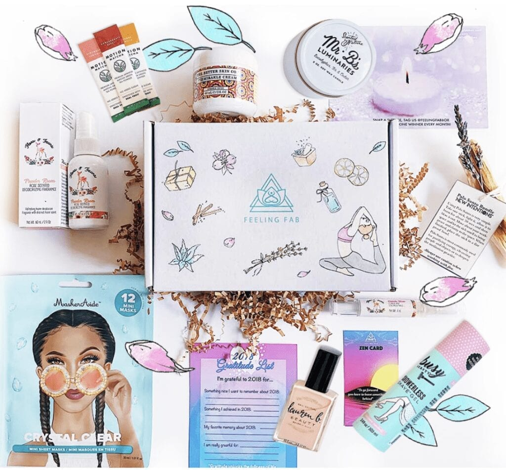 Feeling Fab   The Best Self Care Subscription Boxes to Treat Yourself To