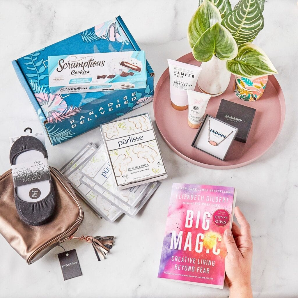 Paradise Delivered   The Best Self Care Subscription Boxes to Treat Yourself To