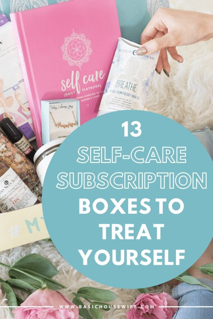 The Best Self Care Subscription Boxes to Treat Yourself To