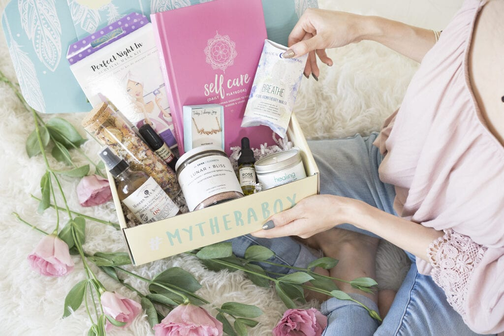 Therabox   The Best Self Care Subscription Boxes to Treat Yourself To