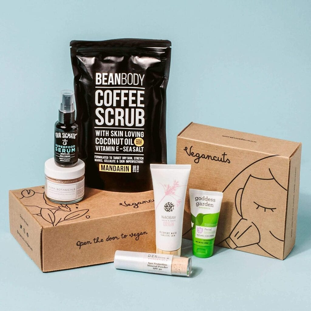 Vegancuts Beauty Box   The Best Self Care Subscription Boxes to Treat Yourself To
