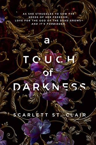 A Touch of Darkness by Scarlett St. Clair   The Best Books on Kindle Unlimited