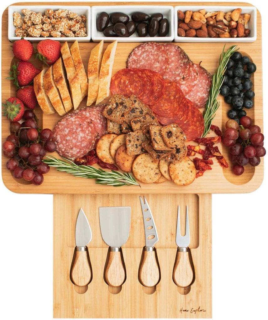 Cheese Board    Gifts for Moms
