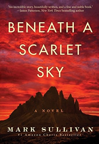 Beneath a Scarlet Sky   The Best Books on Kindle Unlimited