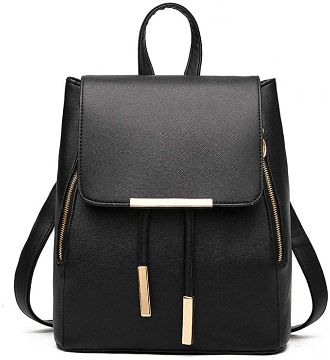 Black Fashion Backpack | Fashion Backpacks for Women From Amazon