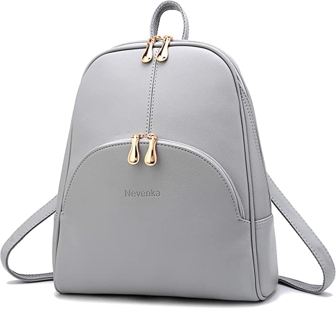 Gray Backpack | Casual Backpacks for Women From Amazon