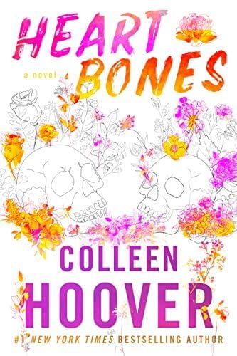 Heart Bones by Coleen Hoover   The Best Books on Kindle Unlimited