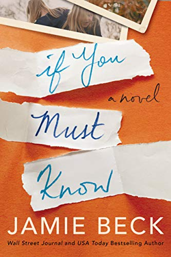 If You Must Know by Jamie Beck   The Best Books on Kindle Unlimited