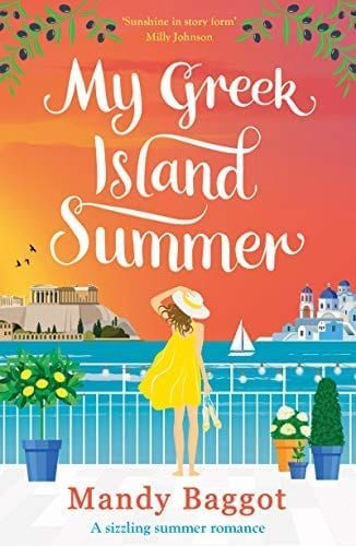 My Greek Island Summer   The Best Books on Kindle Unlimited