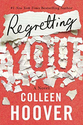 Regretting You by Colleen Hoover   The Best Books on Kindle Unlimited