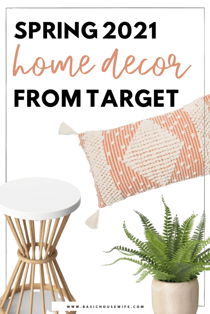 Spring Home Decor at Target
