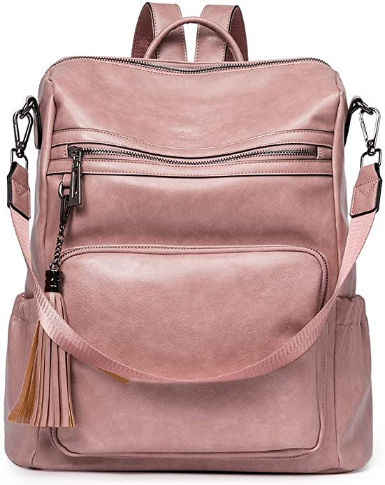 Pink Backpack | Cute Backpacks for Women From Amazon